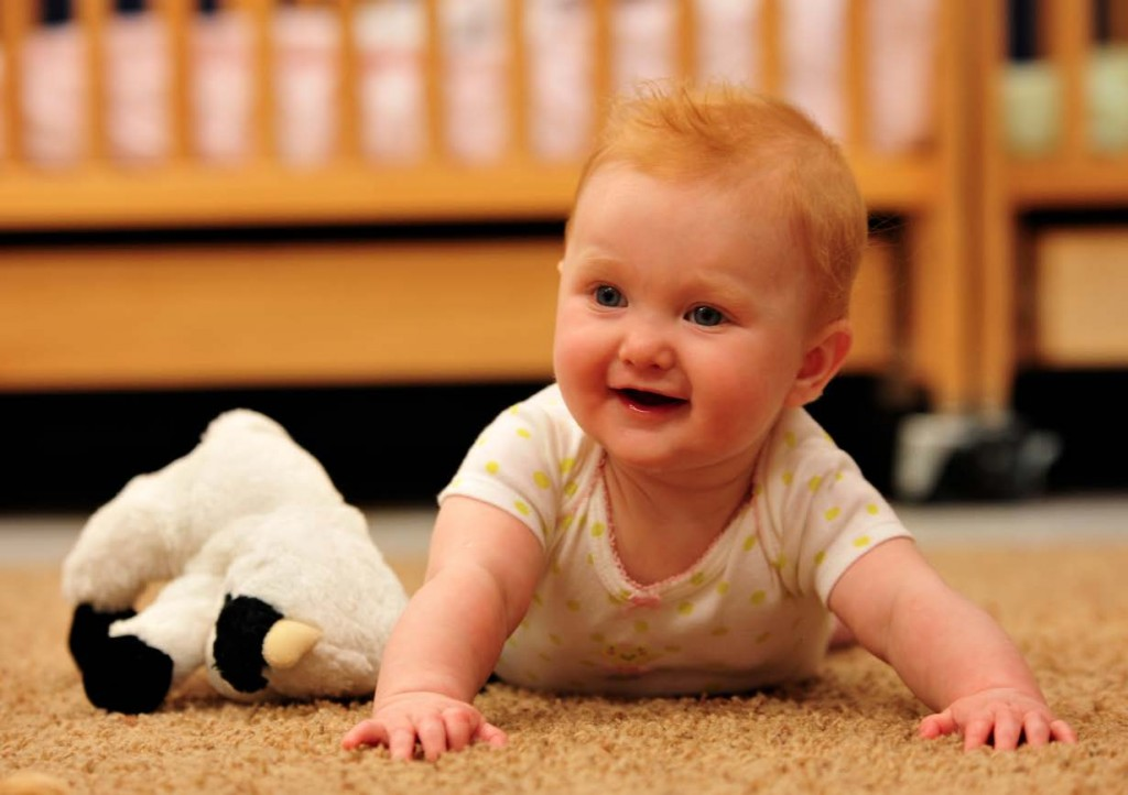 confidence tips for your baby