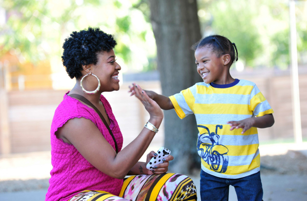 avoid being dismissive of your child