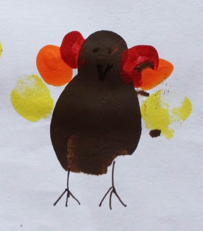 Thanksgiving Crafts for Kids - Teaching Thankfulness