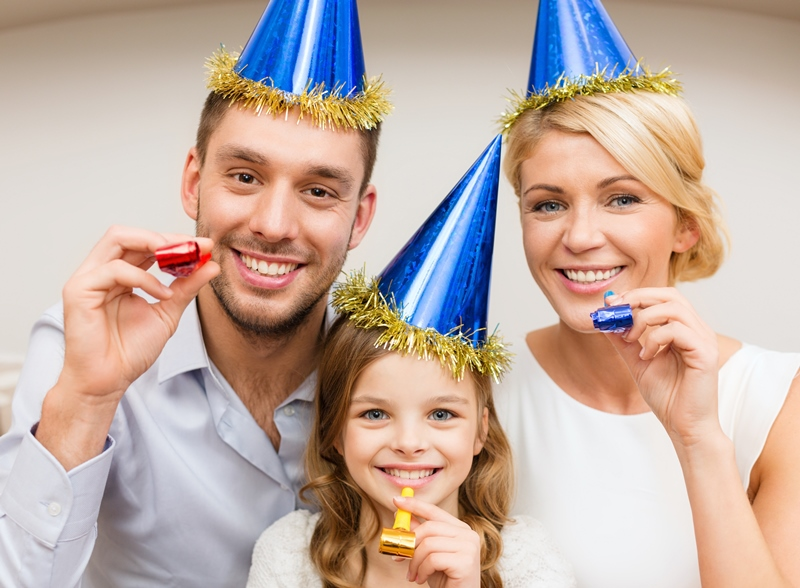 6 Ideas for New Family Traditions for 2015