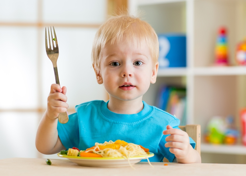 5 Things Parents Should Know About Toddlers and Nutrition