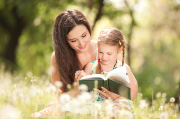 Tips to teach your child to love reading