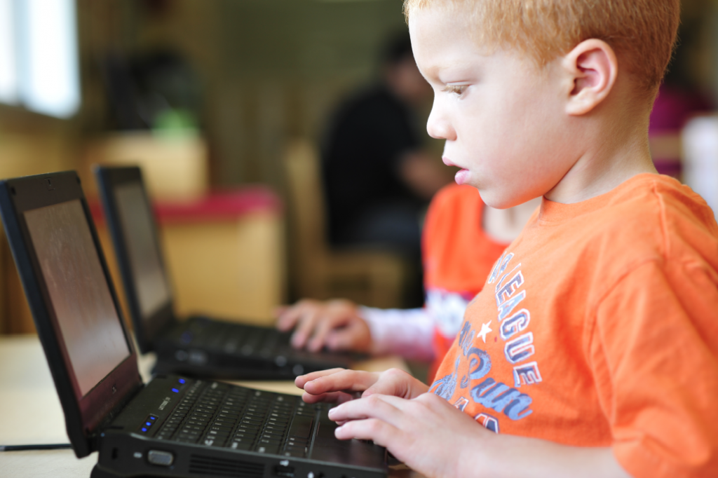 Prepare for Kindergarten with Technology