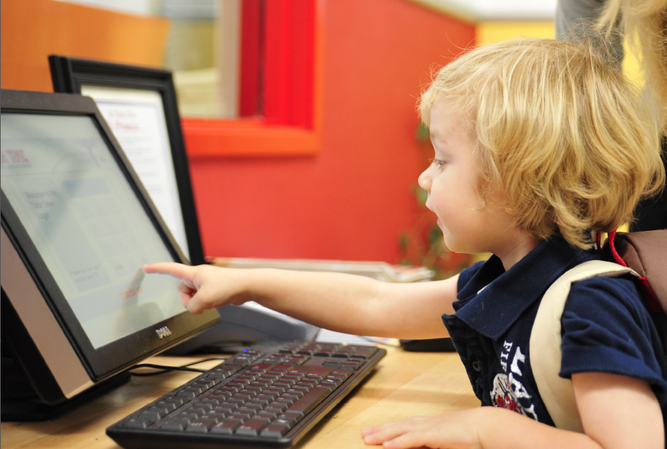 Tech Tips for Kindergarten