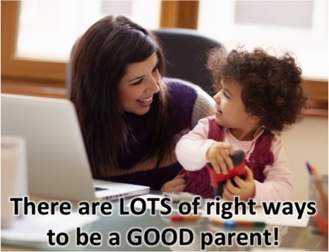 Ways to Be a Good Parent