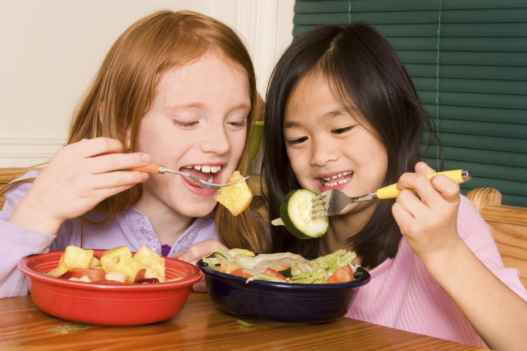healthy eating habits for children essay