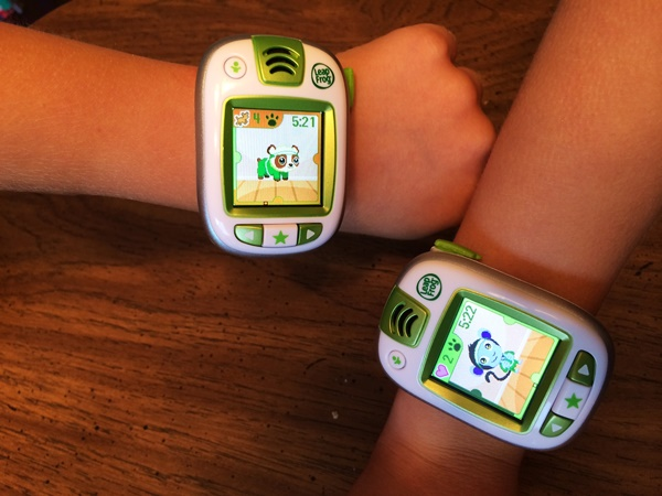 Leap Frog Leap Bands - Top Tech Gifts for Kids