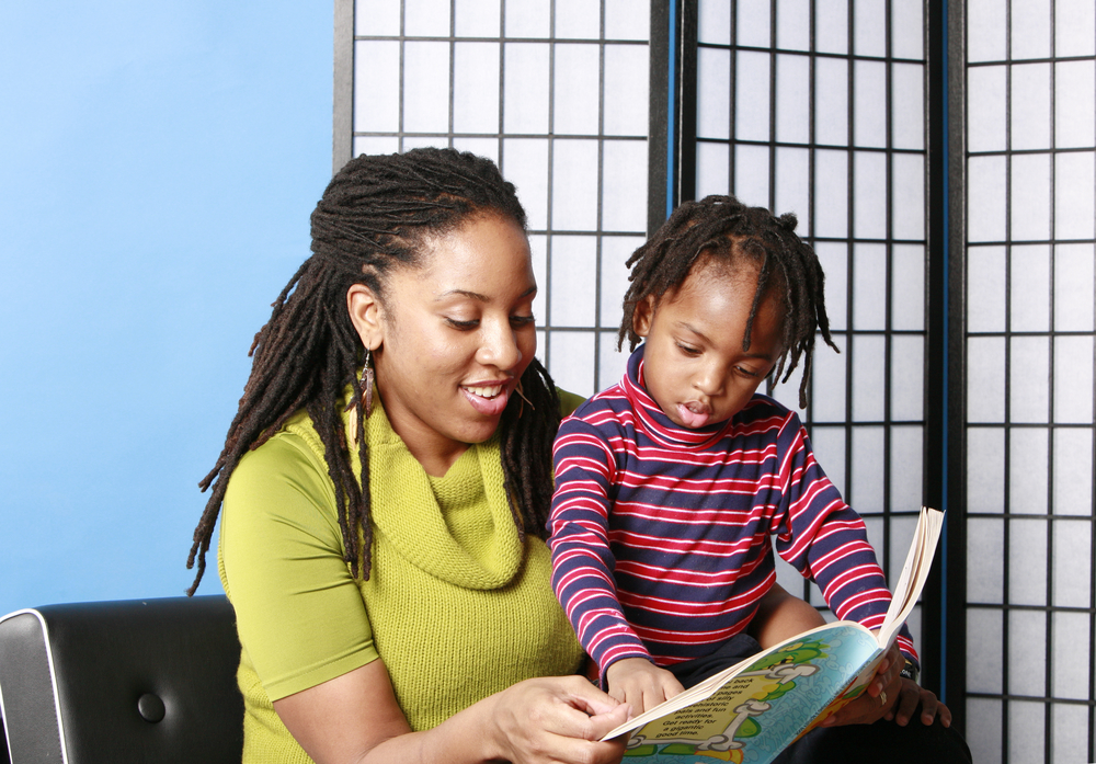 Tips for Raising a Reader - Early Literacy