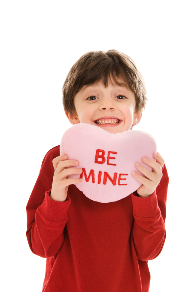Healthy Valentine's Day Card Ideas for Kids