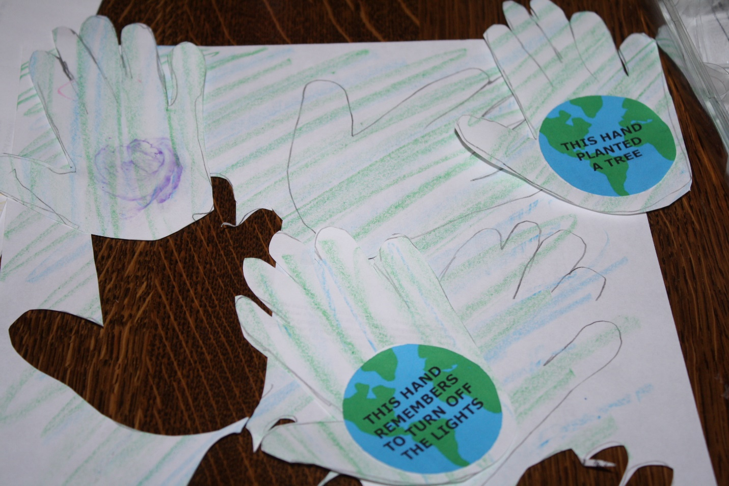 Earth Day Projects for Children