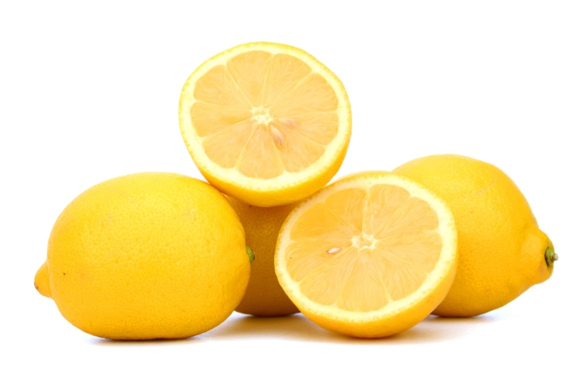 All-Natural Spring Cleaning with Lemons