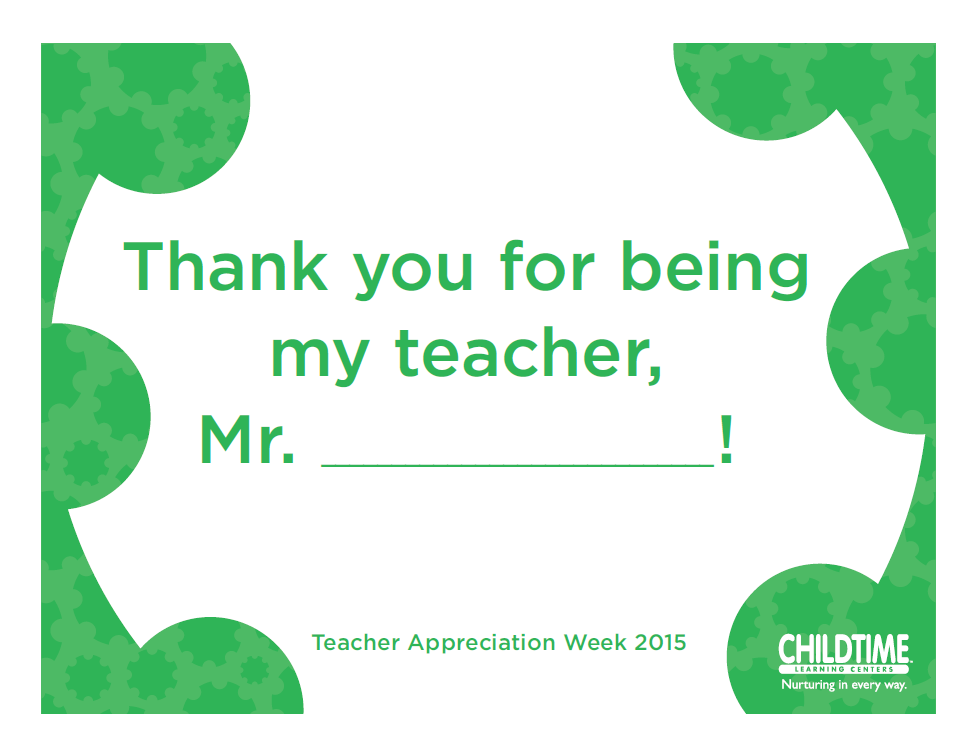 Free Photo Props for Teacher Appreciation Week