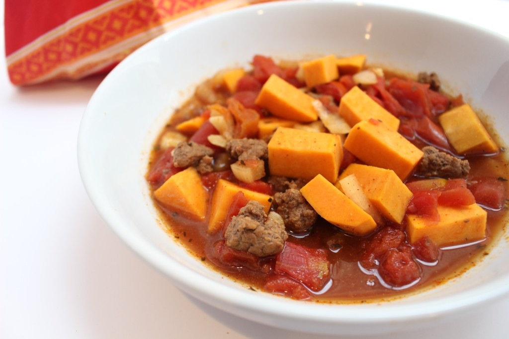 Healthy Slow Cooker Stew