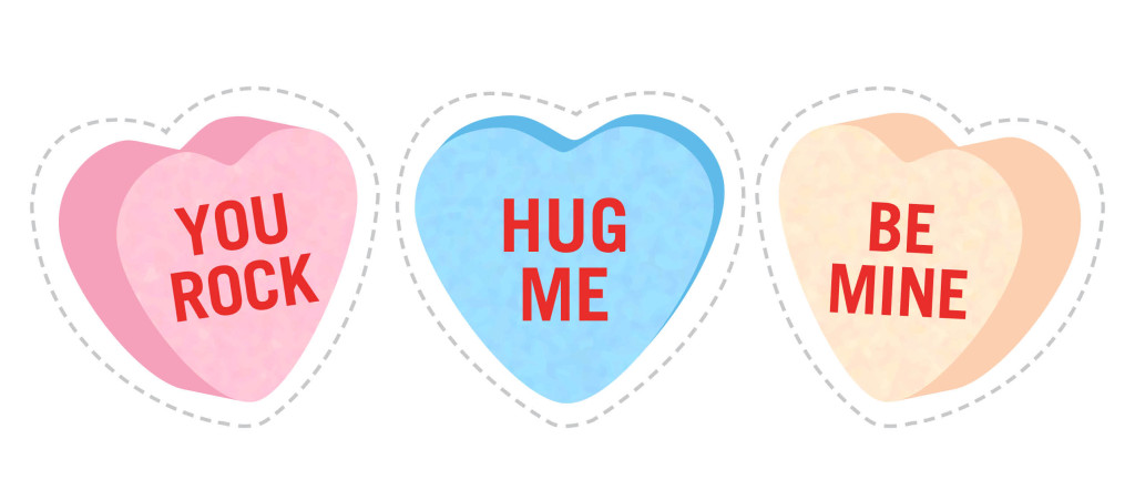 CLCG74_Valentine's Day Candy Hearts