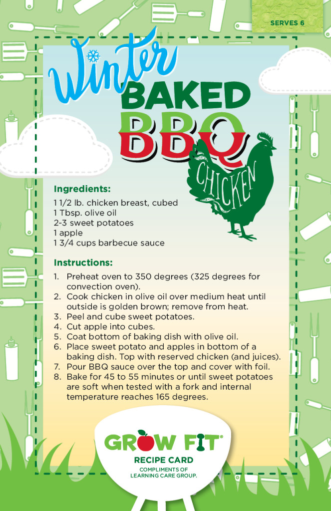Winter Baked BBQ Chicken Recipe