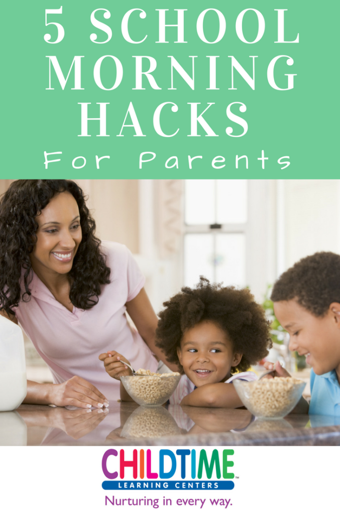 5 School Morning Hacks for Parents (1) - CT
