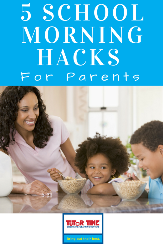 5 School Morning Hacks for Parents (2) - TT