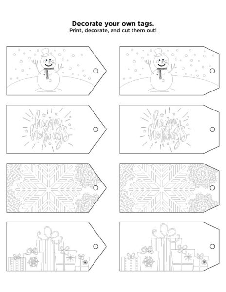 holiday-tags-template