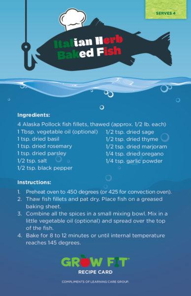 italian-herb-backed-fish-recipe