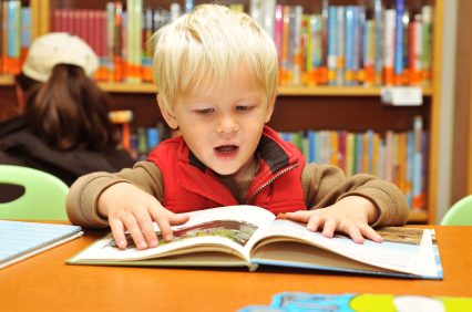 Tips for getting children excited to read